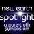 Group logo of New Earth Spotlight