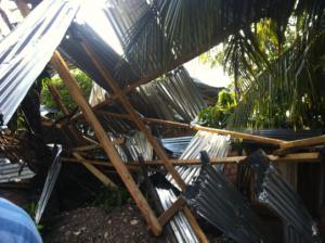 mangled heap