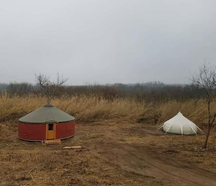 Yurt-Belle
