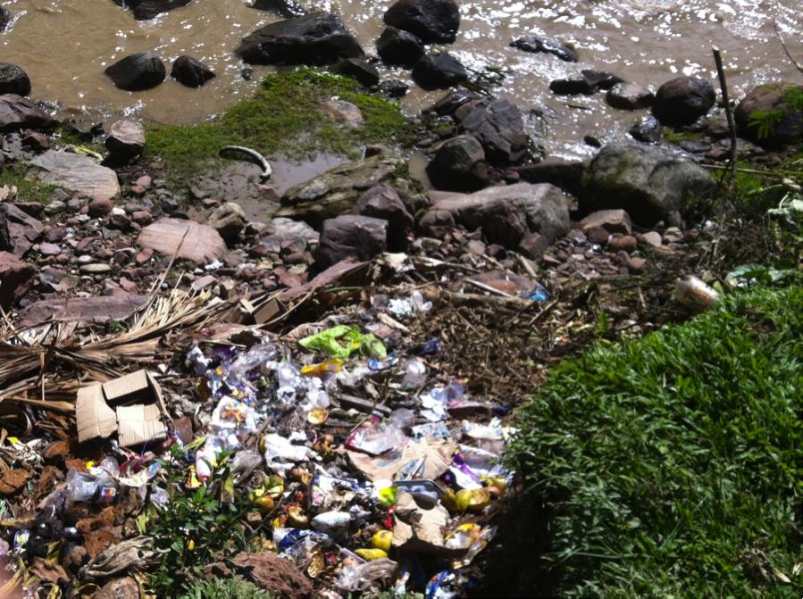 waste Peru